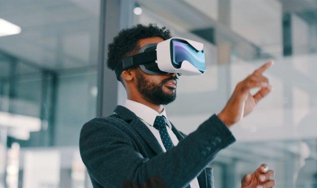 Virtual reality soft skills training